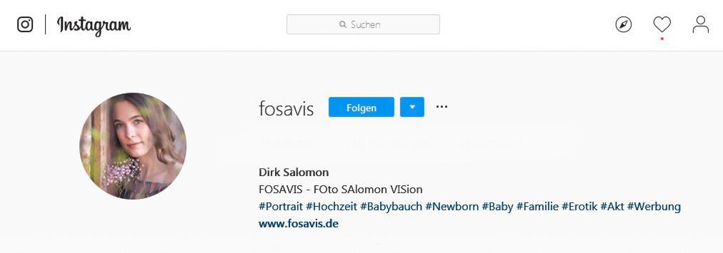 FOSAVIS auf Instagram